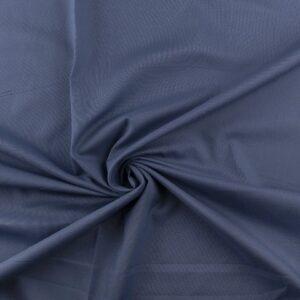 Katoen stof indigoblauw
