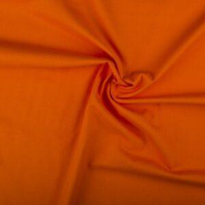 Katoen op rol oranje