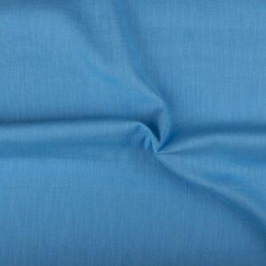 Linnen stof lichtblauw