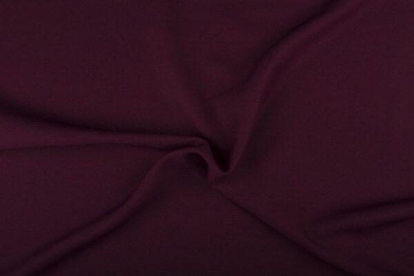 Texture stof Donkerbordeaux