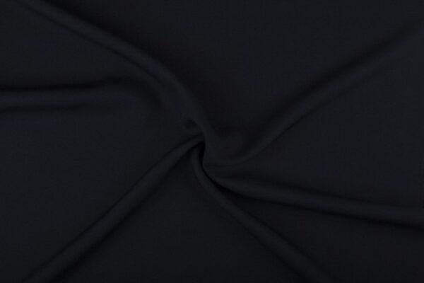 Stof voor tafelkleed donker marineblauw