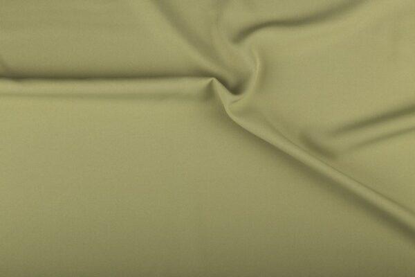 Bi-stretch stof lichtkhaki