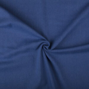 Jeans stof blauw