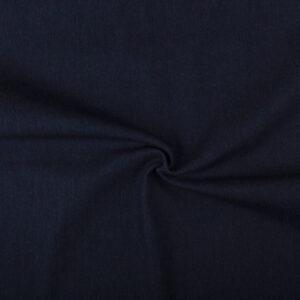 Spijkerstof marineblauw