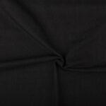 Spijkerstof kopen zwart