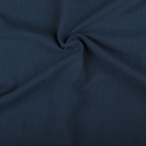 Linnen indigoblauw