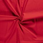 Canvas stof kopen rood