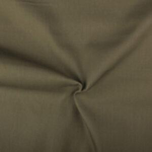 Canvas khaki