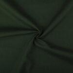 Canvas stof donkergroen