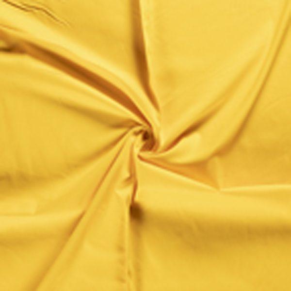 Stof voor kussens geel