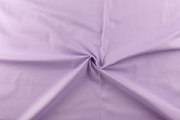 Katoen stof lila