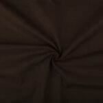 Canvas stof bruin