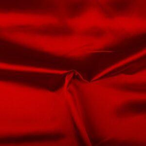 Rood satijn