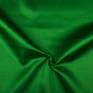 Groen satijn