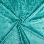 Blauw velours