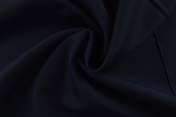 Brandvertragende stof marineblauw