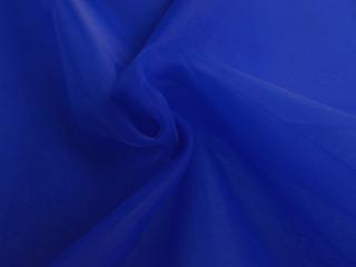 Organza blauw