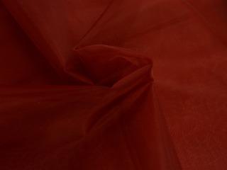 Organza - Bordeaux rood