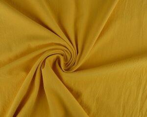 Gewassen katoen - Geel