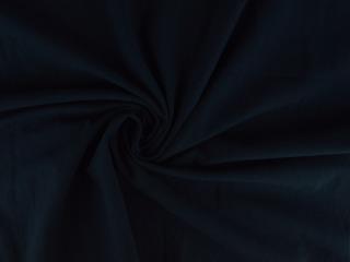Gewassen katoen - Marineblauw