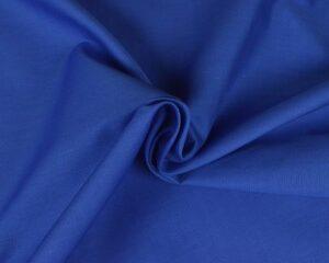 Poplin katoen - Blauw