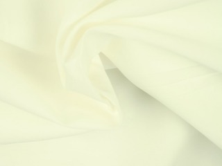 Poplin katoen - Gebroken wit