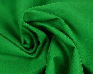 Poplin katoen - Groen