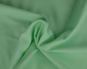 Poplin katoen - Licht mint