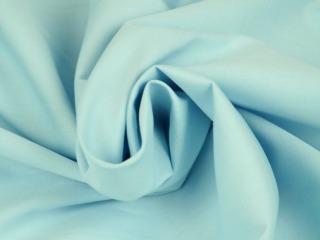 Poplin katoen - Lichtblauw