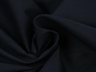 Poplin katoen - Marineblauw