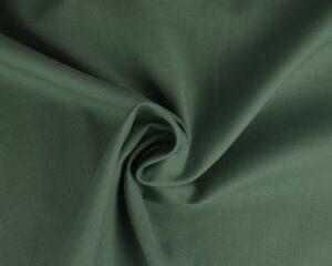 Poplin katoen - Oud groen