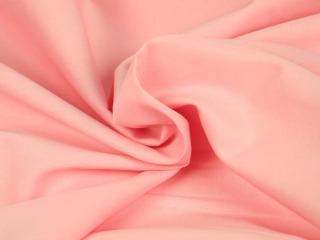 Poplin katoen - Oud roze