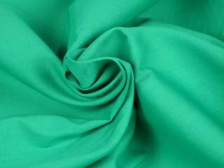 Poplin katoen - Turquoise