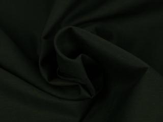 Poplin katoen - Zwart