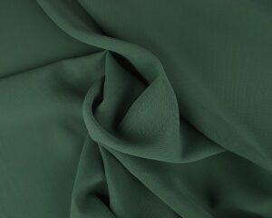 Oud groen chiffon stof