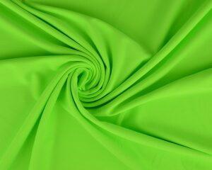 Neon groen lycra stof