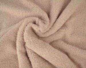 Dusty roze badstof