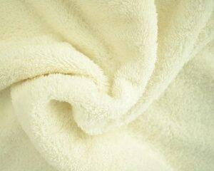 Gebroken wit badstof