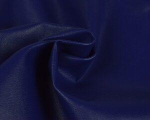 Donkerblauw imitatieleer