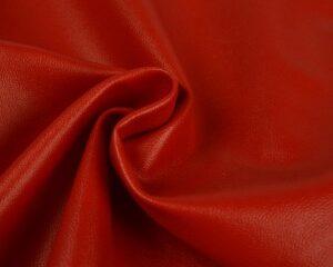 Rood imitatieleer