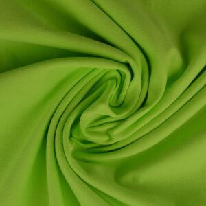 Katoen tricot - Limoengroen