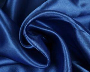 Satijn - Blauw