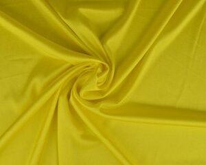 Tricot voering - Geel